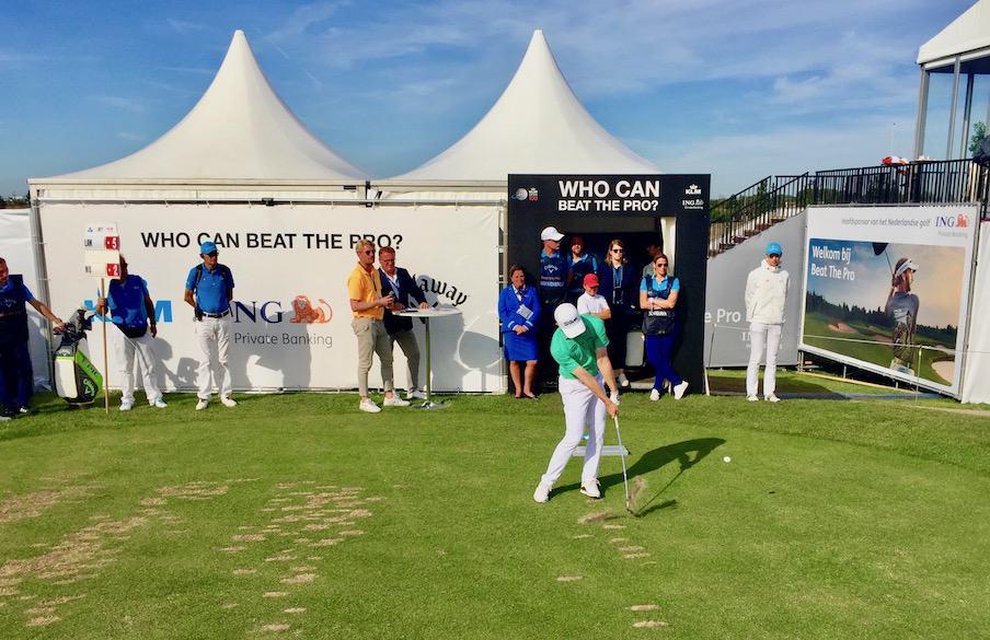 Business Golf - sponsoring KLM Open