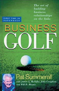 Business Golf boek