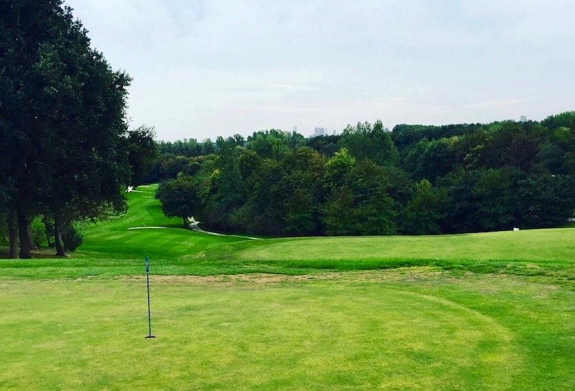 Golfbanen in de buurt van Rotterdam - Hooge Rotterdamsche