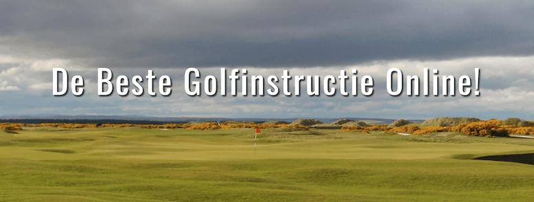 Golf thuis oefenen