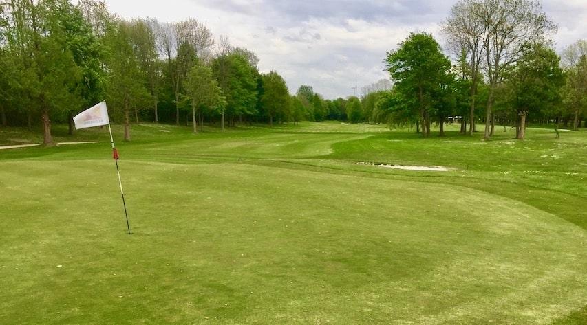 Golfbanen in de buurt van Rotterdam - Kleiburg