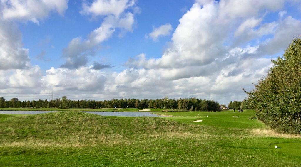 Golfbanen in Den Haag en omgeving - Bentwoud