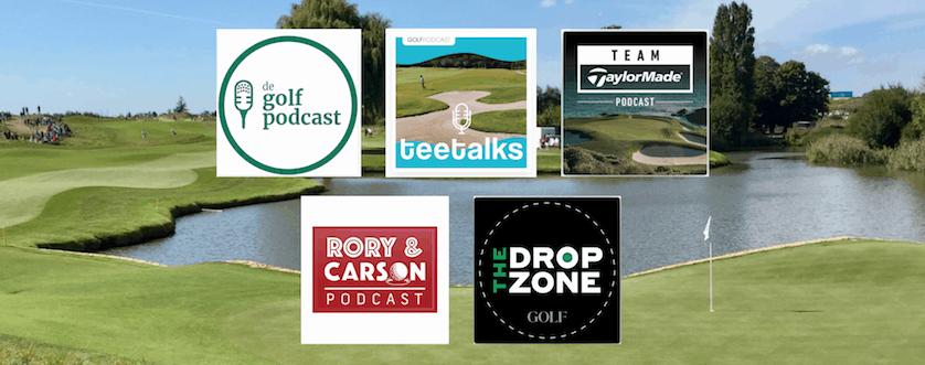 Golfpodcast kanalen Nederland
