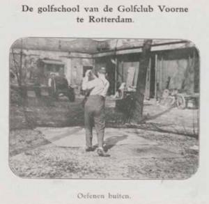 Golfschool - Henry Burrows