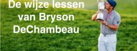 Bryson DeChambeau lessen