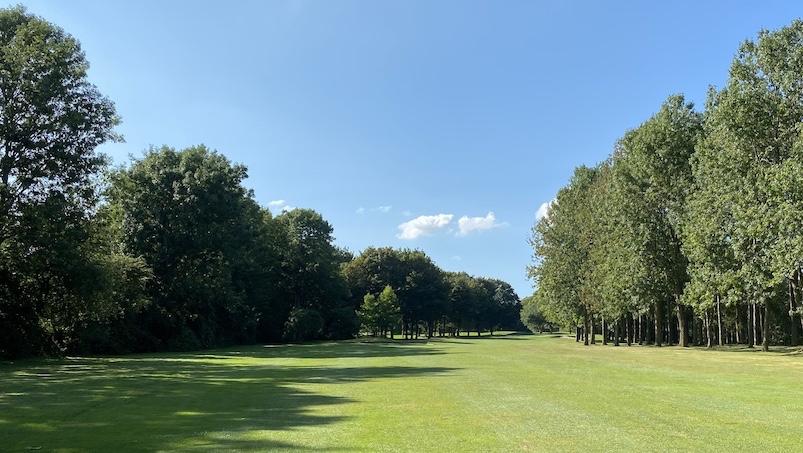 Golfbaan Rhoon in de buurt van Rotterdam