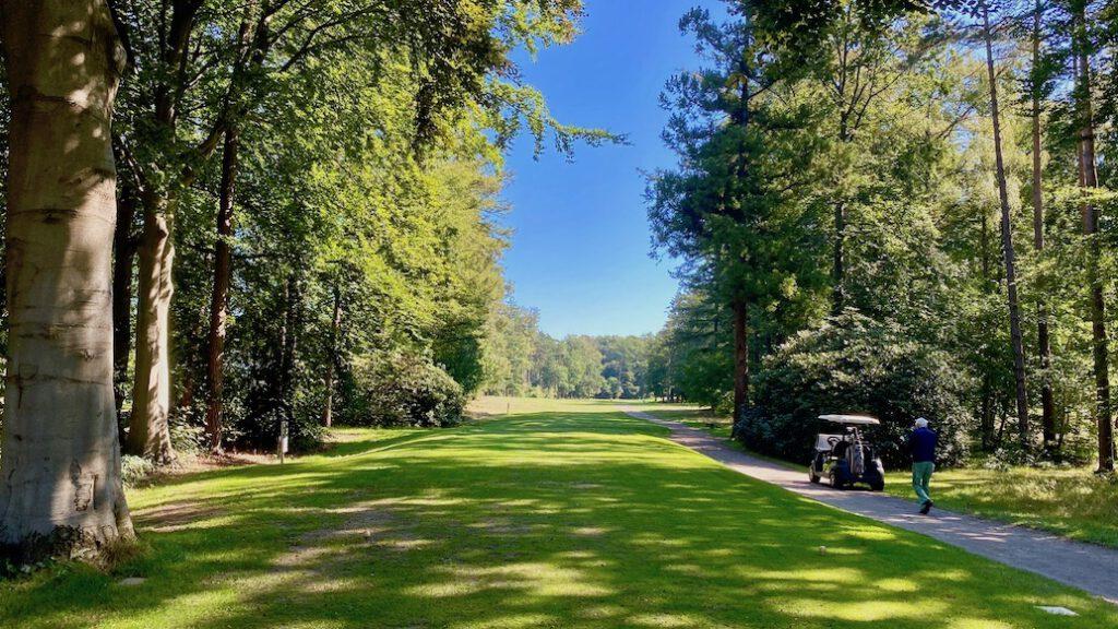 Golfbaan omgeving Apeldoorn - Deventer - De Sallandsche